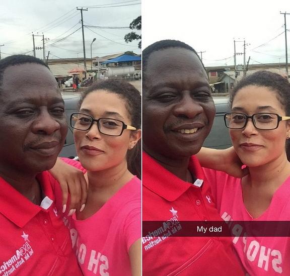 adunni ade nigerian father
