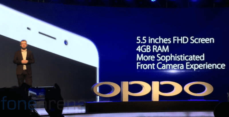 Oppo F1 Plus launched in India