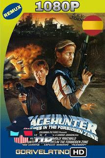 Cazador del Espacio Aventuras en la Zona Prohibida (1983)[CAS] BDREMUX 1080P MKV