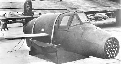 «ΕΧΙΔΝΑ»: Το απόλυτο αεροπορικό μυστικό όπλο του Χίτλερ, που γεννήθηκε από μία τρελή ιδέα