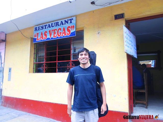 Restaurante en Matucana