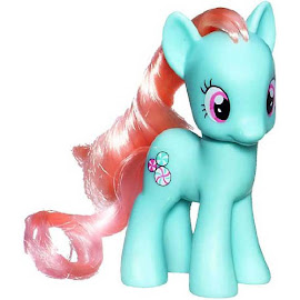 MLP Midnight in Canterlot Pony Collection Minty Brushable Pony