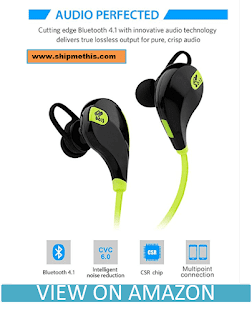 Soundpeats Qy7 Mini Lightweight Wireless Sports Headset (Black/Green) Review