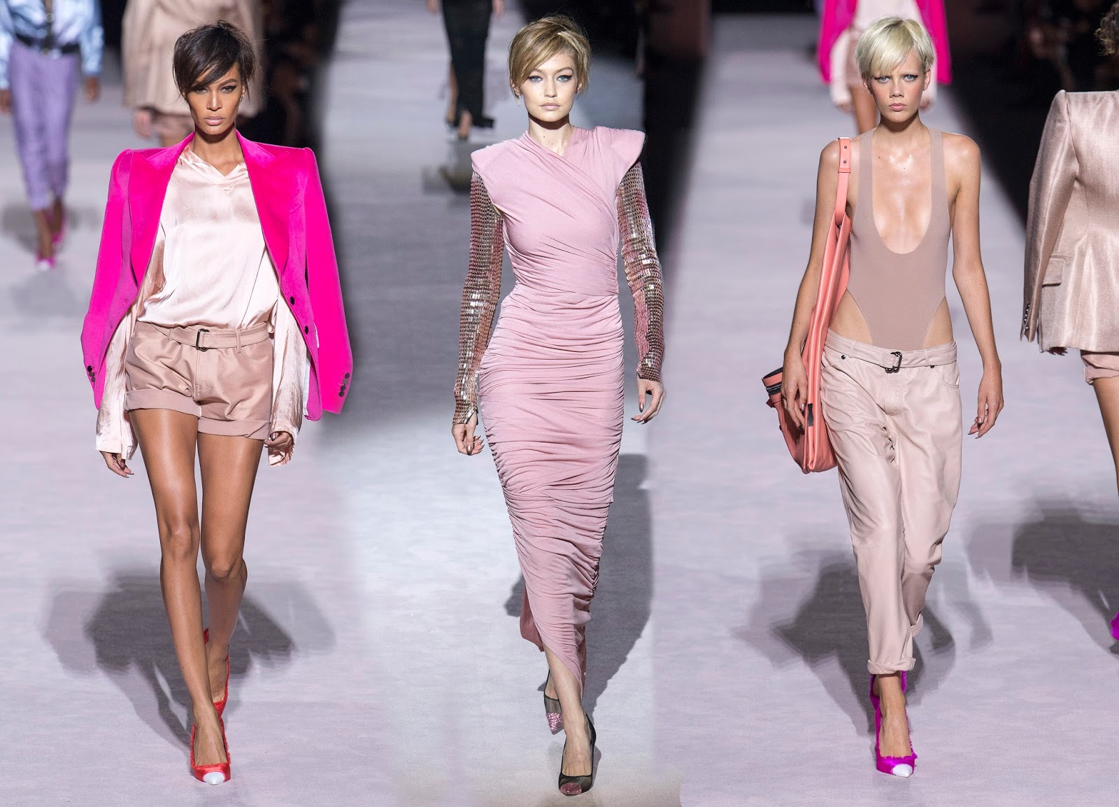 Runway Report New York Fashion Week Tom Ford Spring