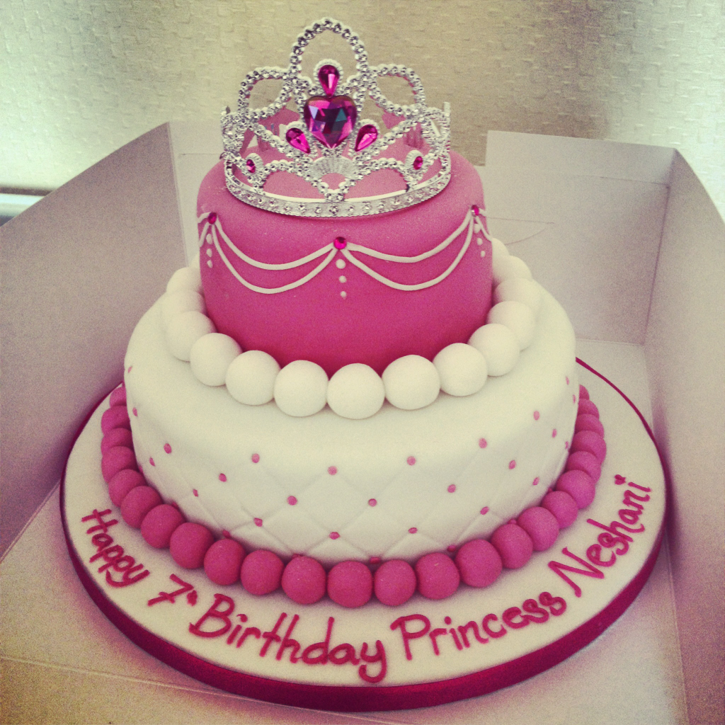 Decoration Gateau Princesse Sophia
