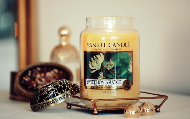 Yankee Candle - Sweet Honeysuckle - Czytaj więcej »