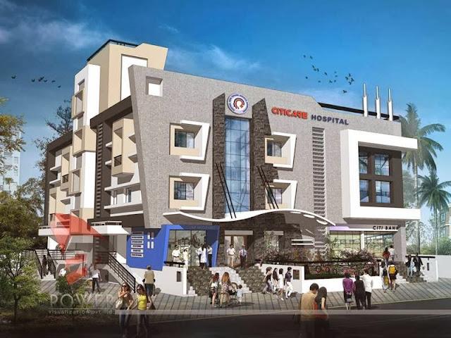 Modern Hospital Architecture Healthcare Design