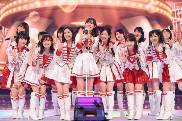 48 members for 'AKB48 Kouhaku Senbatsu' has been announced