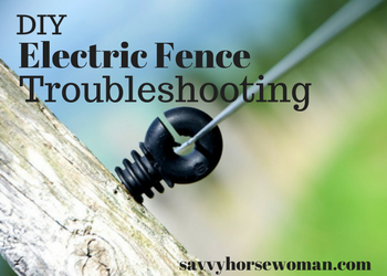 DIY Electric Fence Troubleshooting