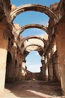 Iglesia de San Agustín - Belchite Viejo