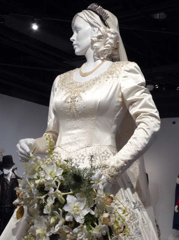 Crown Princess Elizabeth Wedding Dress