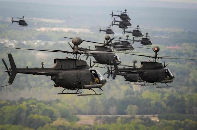 Γιατί έρχονται στο Αιγαίο 70 αμερικανικά ελικόπτερα;