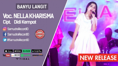Download Lagu Nella Kharisma Banyu Langit Mp3 Terbaru