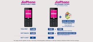Jio Phone Monsoon Hungama offers, BUY JIO PHONE AT Rs. 501