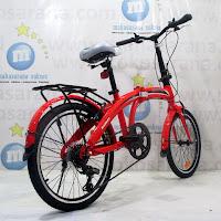 20 Inch Exotic ET2026MK Bearing Bottom Bracket Folding Bike