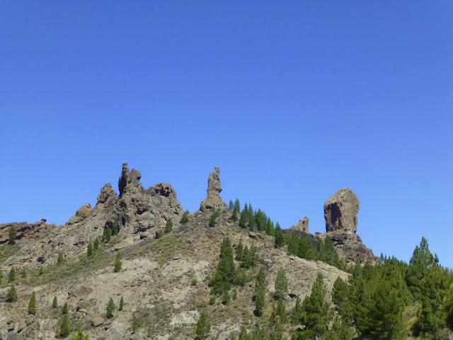 Roque Nublo y del Fraile