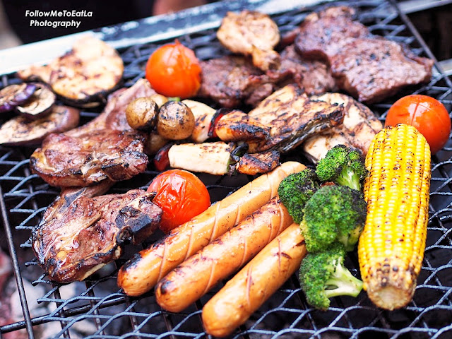 AL FRESCO BARBECUE BUFFET at Palm Garden Hotel IOI Resort City Putrajaya