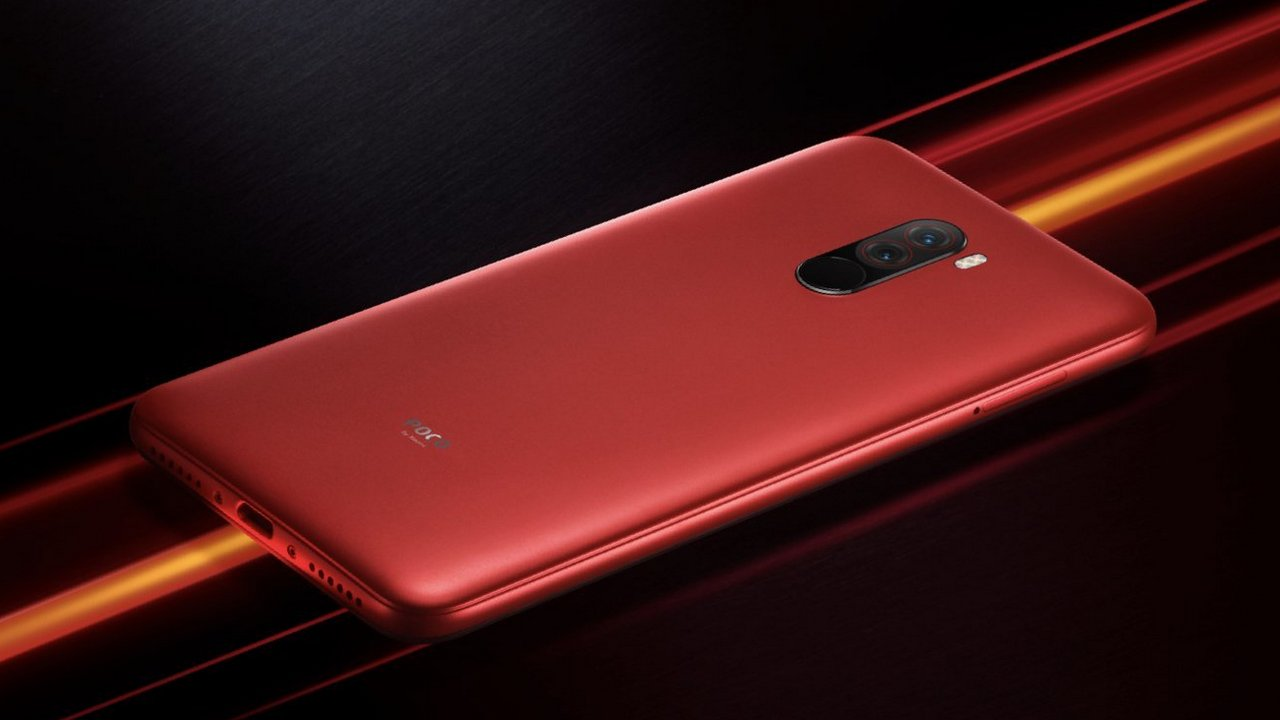 Xiaomi Poco F1 Launched With A Low Price And High-End Processor
