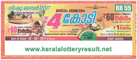 Next Bumper : Vishu Bumper-2017 Full Prize Structure BR 55 Now On Sale