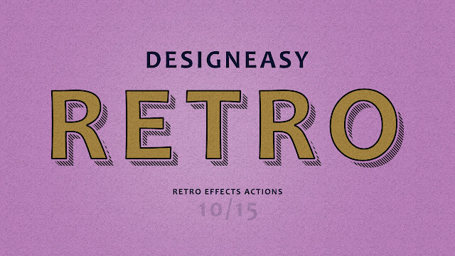 retro%2B10 Retro Effects Actions for Photoshop Available on Adobe Exchange templates