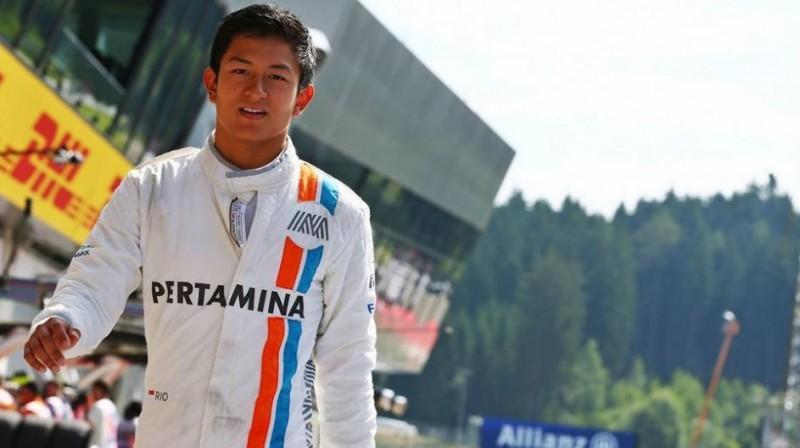 Rio Haryanto ingin meraih poin pertama di F1