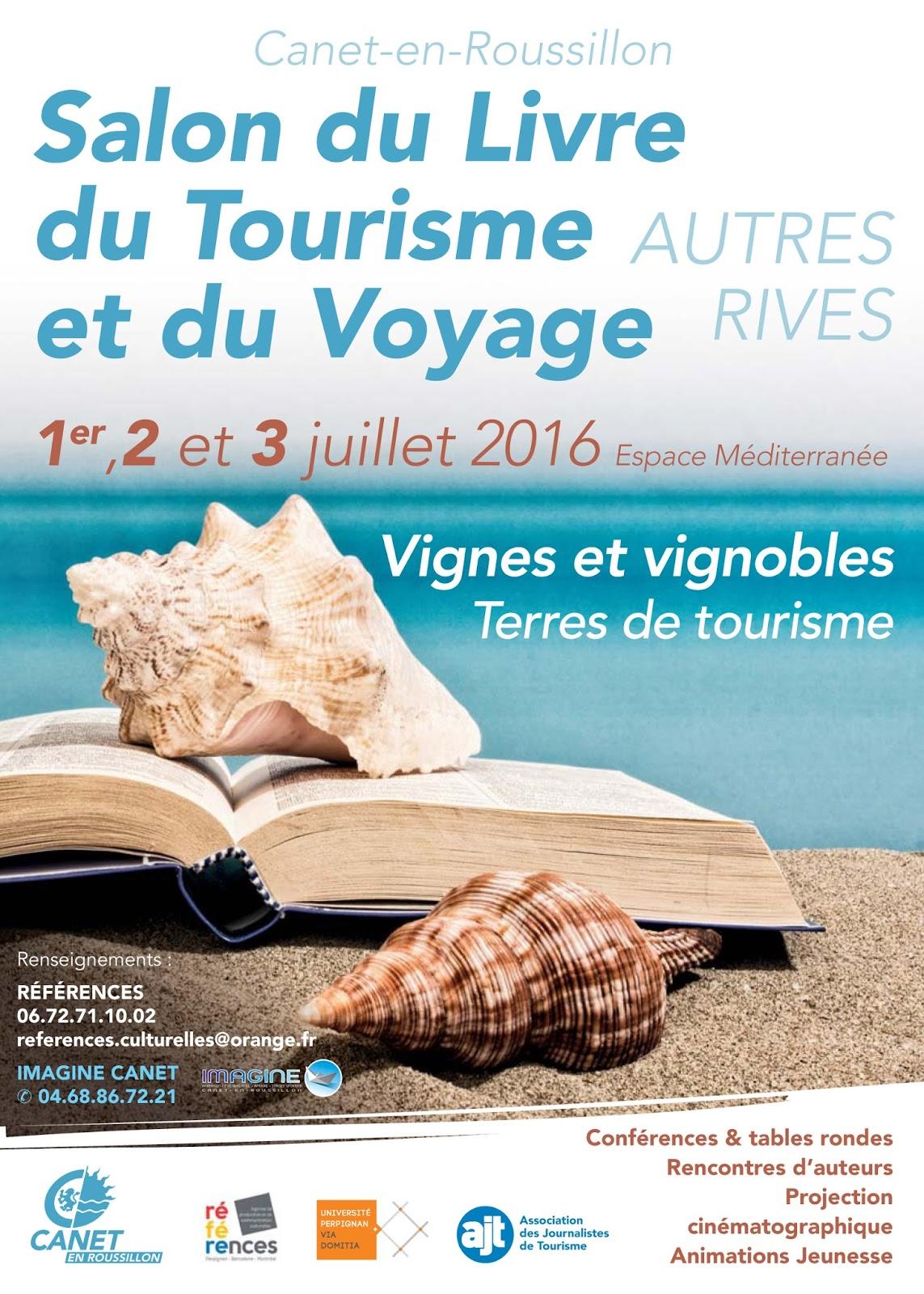 Blog des ditions zinedi les ditions zinedi au salon du - Canet en roussillon office du tourisme ...