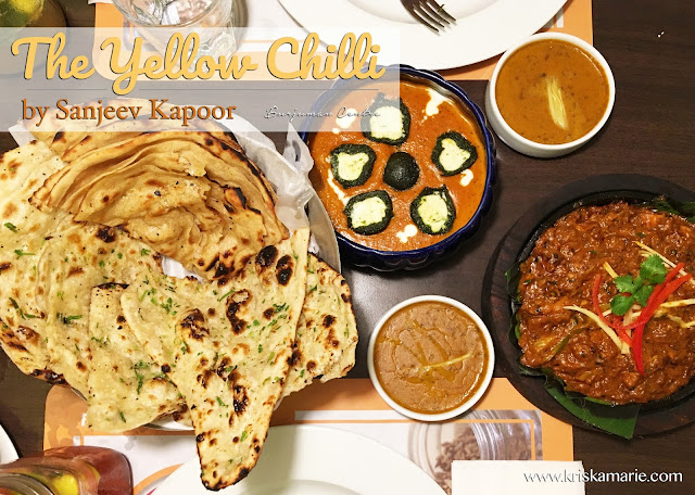 The Yellow Cilli by Sanjeev Kapoor