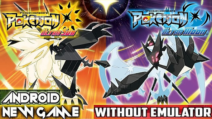[400MB]Pokemon Sun And Moon Game For Android Play With Citra Emuluter