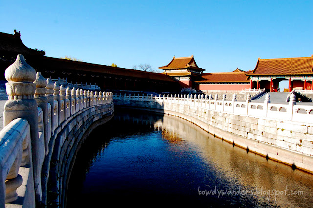 bowdywanders.com Singapore Travel Blog Philippines Photo :: China :: Never Miss Beijing's Forbidden City - The Iconic Chinese Imperial Palace
