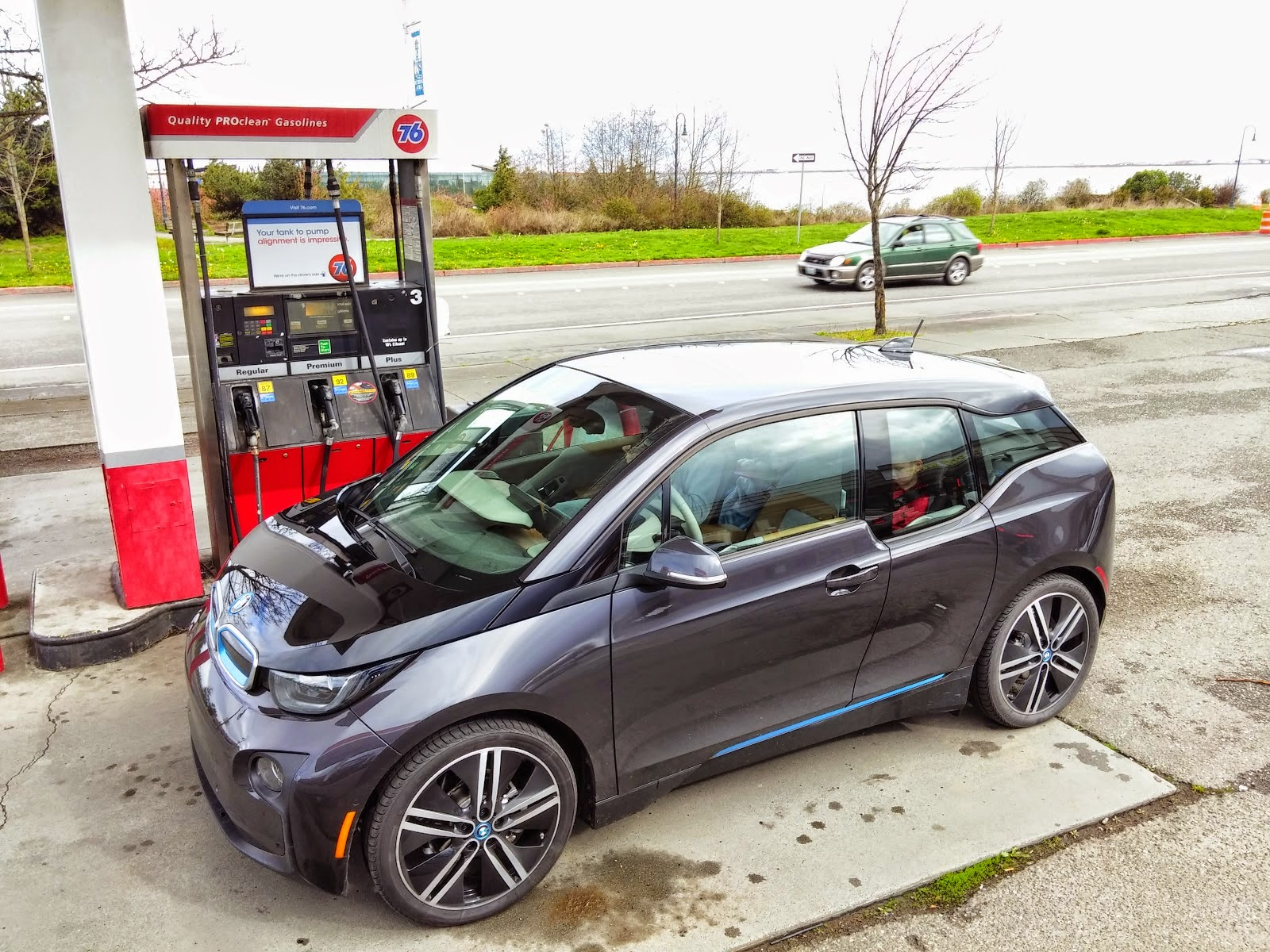 BMW Of Stevens Creek >> The Electric BMW i3: Born Electric Guest Blogger: Meet ...