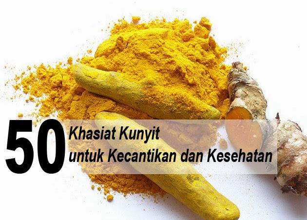 Ingatkah anda bahwa negri indonesia populer akan rempah rempahnya 50 Khasiat Kunyit untuk Kecantikan dan Kesehatan