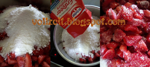 jam jelly strawberry kochen essen eat gesund healty for beginners