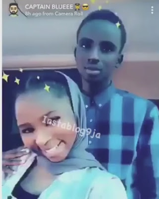 A 100 Level Nigerian Student And His 16 Years Old SS3 Girlfriend Has Shocked Many Sent The Internet In To Frenzy After Boy Zubairu