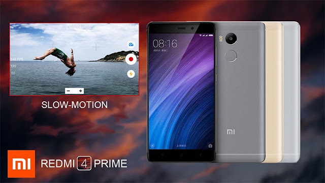 Cara Merekam Video Slow-Motion pada Xiaomi Redmi 4 Prime/Pro