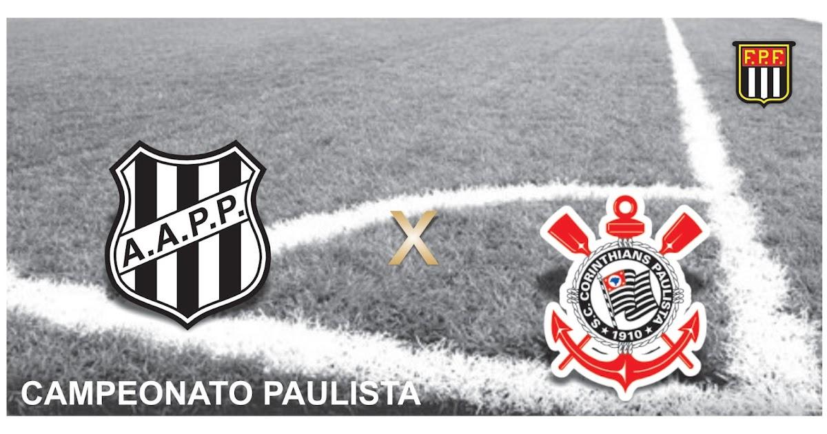 Fanatimão News Retrospecto Ponte Preta X Corinthians