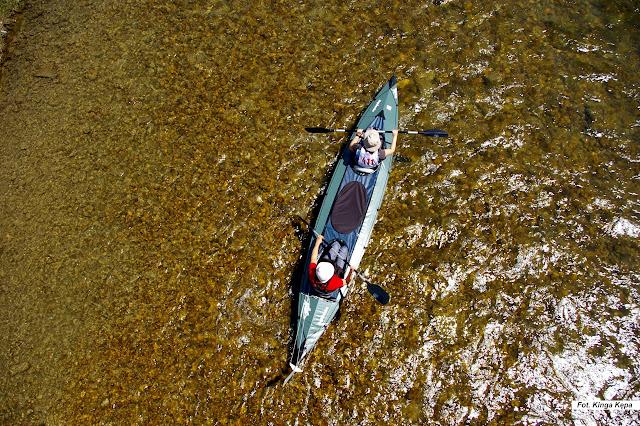 Dunajec 2014, kajak składany, kajaki, spływ kajakowy międzynarodowy