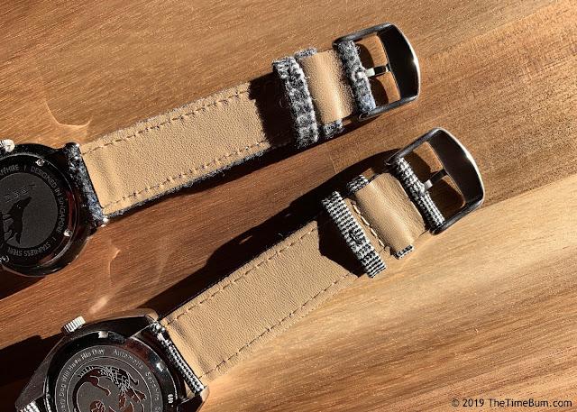 Strap Bandits Huddersfield straps