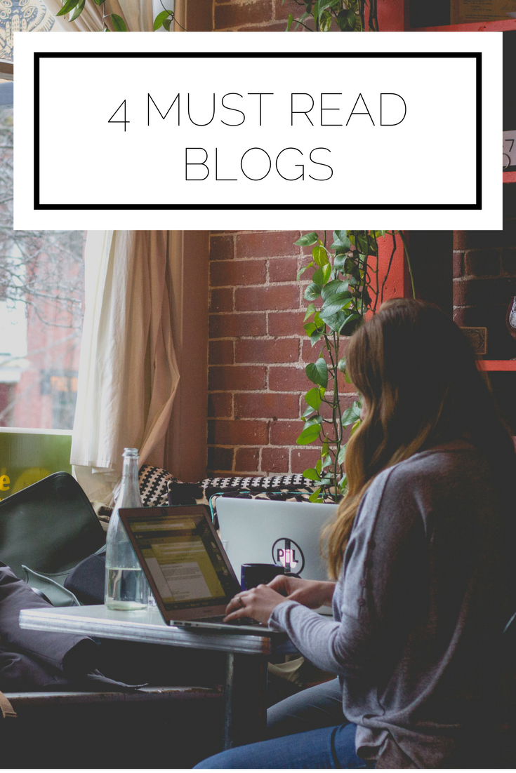 Click to read now or pin to save for later! There are so many fantastic blogs out there, but here at 4 of my favorites that you should give a shot