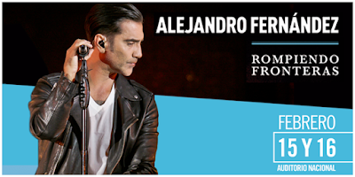 auditorio nacional ciudad de mexico alejandro fernandez