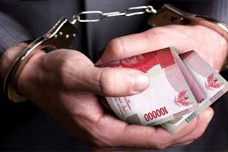 Seorang Kades Masuk Bui,  Akibat Korupsi Dana Deaa