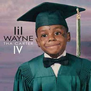 Lil Wayne's Carter IV Picture On The Cover of Reedeem's Children's Book 2