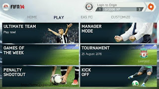 FIFA 14 v1.3.6 Full Unlock Apk + Data