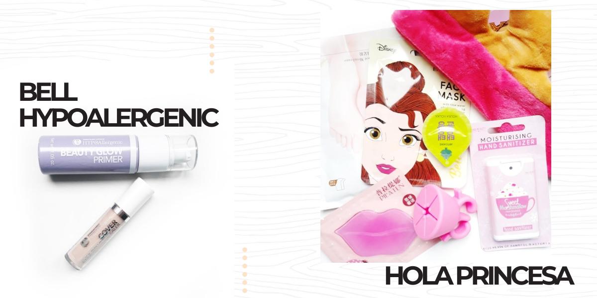 BELL HYPOALERGENIC & HOLA PRINCESA