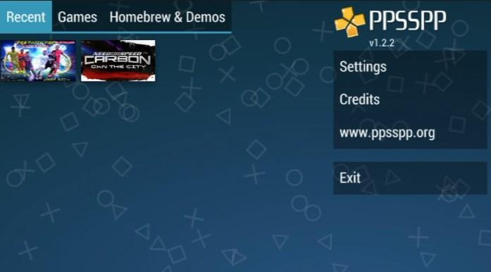 Emulator PPSSPP Gold Terbaru Apk