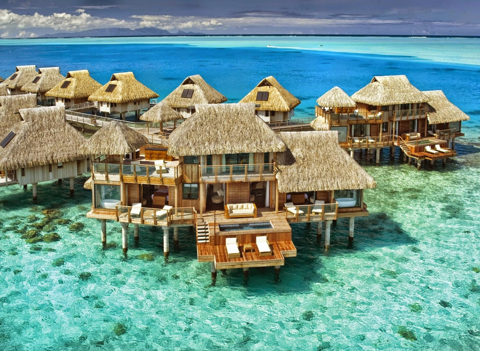 Hilton Bora Bora Honeymoon Destination