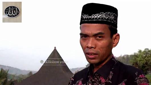Unggah Link Video Azan, Alur Suara Ustaz Abdul Somad Disebut Netizen Mirip dengan Bilal