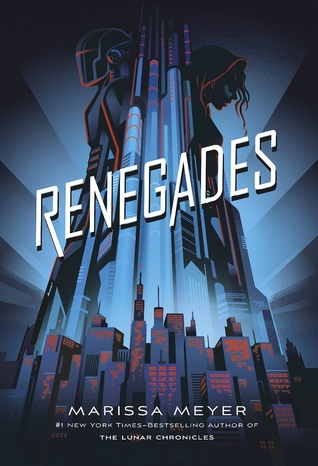 Book Review: Renegades by Marissa Meyer