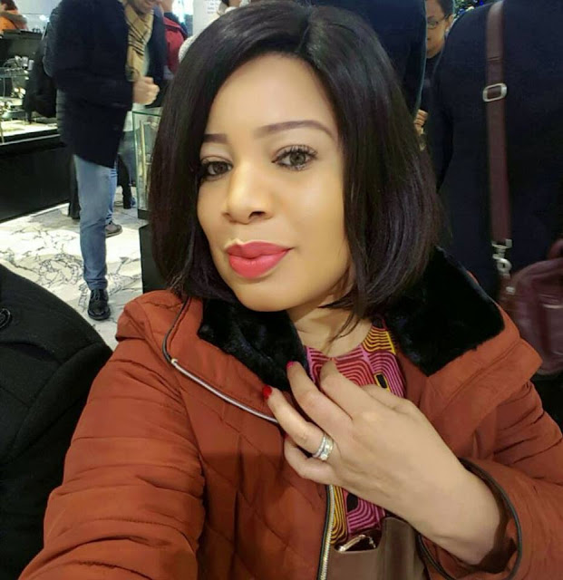 Monalisa Chinda is always gracious and beautiful.