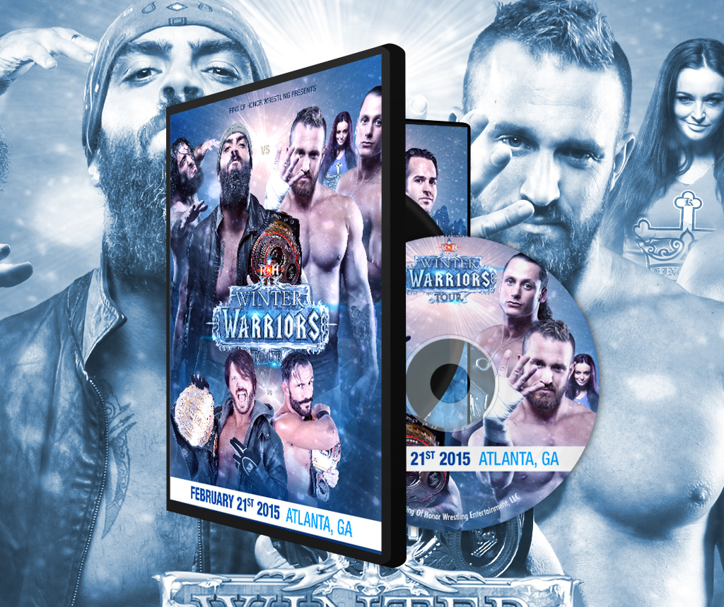 Warriors Don T Cry Summary Quizlet: The Wrestling HUB: Reviews: ROH Winter Warriors Tour