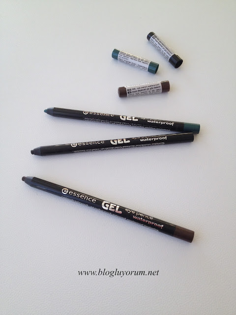 Essence Gel Waterproof Eye Pencil